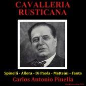 Play & Download Mascagni: Cavalleria rusticana (Studio recording) by Candida Spinelli, Carlo Allora, Gastone Di Paola, Lara Matteini, Gessica Fanta, Carlos Antonio Pinella | Napster