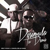 Play & Download Disimula Tu Dema by Ceky Viciny | Napster