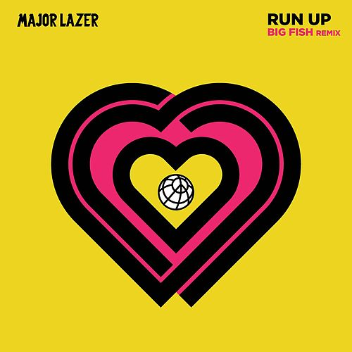 Run Up (feat. PARTYNEXTDOOR & Nicki Minaj) (Big Fish Remix) de Major Lazer
