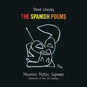The Spanish Poems by David Chesky