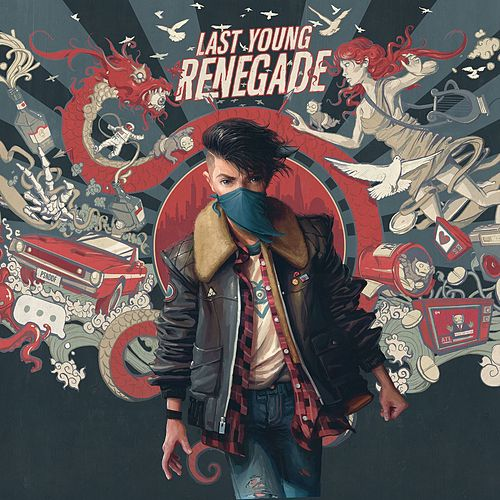 Last Young Renegade de All Time Low
