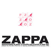 Play & Download FZ:OZ (Live At Hordern Pavilion, Sydney/1976) by Frank Zappa | Napster