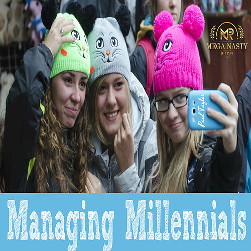 Play & Download Managing Millennials by Paul Taylor | Napster
