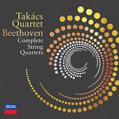 Play & Download Beethoven: Complete String Quartets by Takács Quartet | Napster