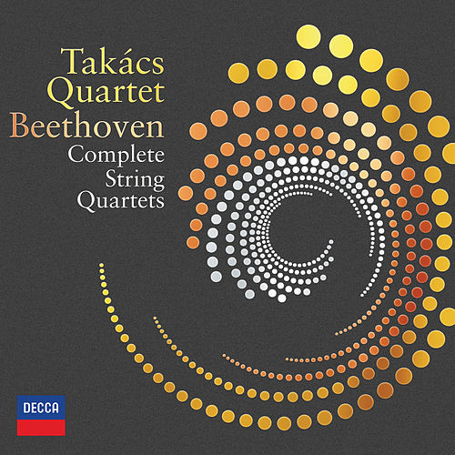 Beethoven: Complete String Quartets by Takács Quartet