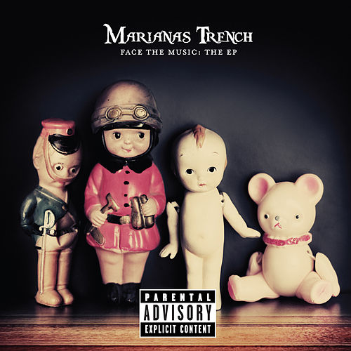 Play & Download Face the Music by Marianas Trench | Napster