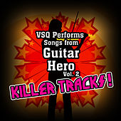 Play & Download The Tribute to Guitar Hero - Killer Tracks! by Vitamin String Quartet | Napster