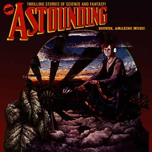 Play & Download Astounding Sounds, Amazing Music by Hawkwind | Napster