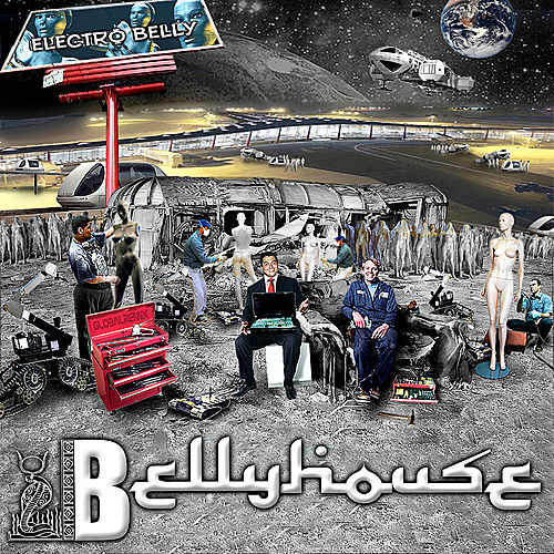 Play & Download Electro Belly by Bellyhouse | Napster