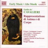 Play & Download Rappresentatione di Anima e di Corpo by Emilio de Cavalieri | Napster