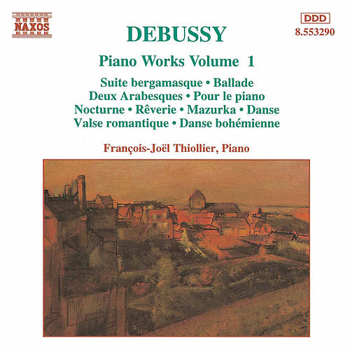 Play & Download Piano Works Vol. 1 by Claude Debussy | Napster