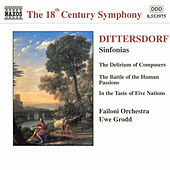 Play & Download Three Descriptive Sinfonias by Carl Ditters von Dittersdorf | Napster
