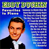 Favorites to Piano by Eddy Duchin