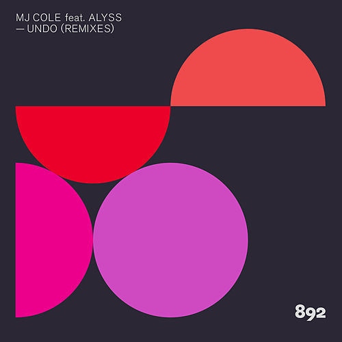 Undo (Remixes) by MJ Cole