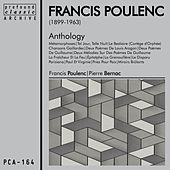 Francis Poulenc Anthology by Francis Poulenc