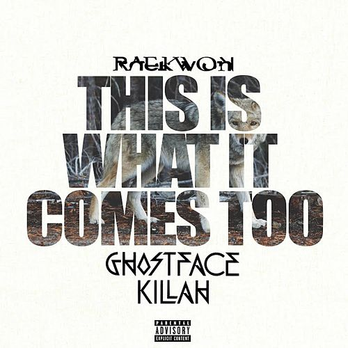 This Is What It Comes Too (Remix) [feat. Ghostface Killah] by Raekwon