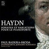 Haydn: Sonates et variations pour le pianoforte by Paul Badura-Skoda