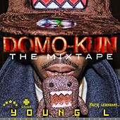 Domo-Kun by Young L