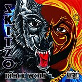 Black Wolf by Skitzo