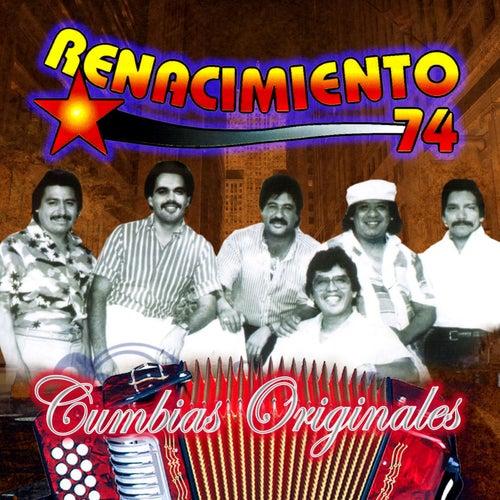 Cumbias Originales by Renacimiento 74