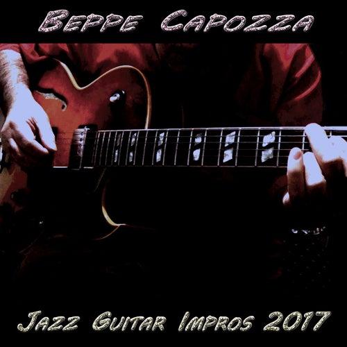 Jazz Guitar Impros 2017 by Beppe Capozza