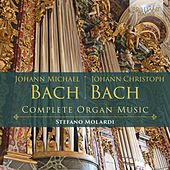 J.M. Bach, J.C. Bach: Complete Organ Music by Stefano Molardi