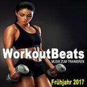 Play & Download Workoutbeats, Musik Zum Trainieren (128 Bpm - Frühjahr 2017) & DJ Mix (The Best Music for Aerobics, Pumpin' Cardio Power, Plyo, Exercise, Steps, Barré, Curves, Sculpting, Abs, Butt, Lean, Twerk, Slim Down Fitness Workout) by Various Artists | Napster