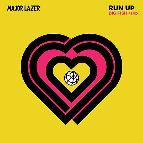 Run Up  (feat. PARTYNEXTDOOR & Nicki Minaj) [Big Fish Remix] by Major Lazer