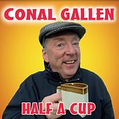 Half a Cup by Conal Gallen
