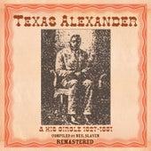 Texas Alexander 1927-1951 by Texas Alexander