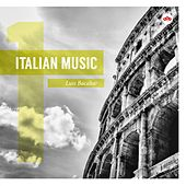 Play & Download Italian Music, Vol. 1: Luis Bacalov by Various Artists | Napster