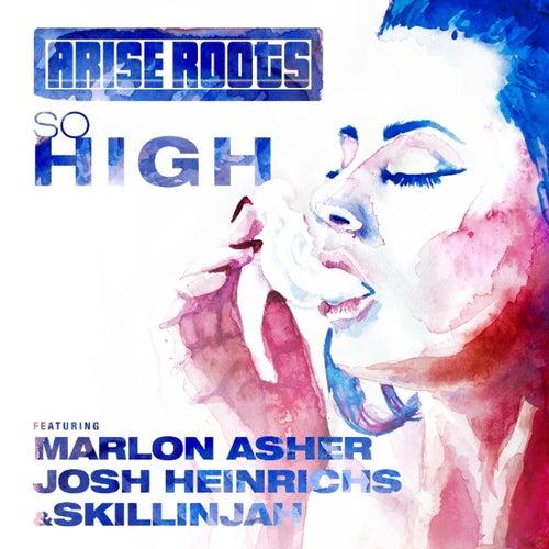 So High (feat. Marlon Asher, Josh Heinrichs & Skillinjah) by Arise Roots