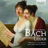 C.P.E. Bach: Lieder by Various Artists