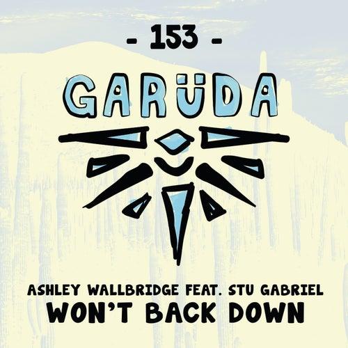 Won't Back Down by Ashley Wallbridge