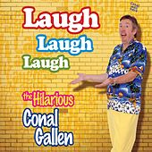 Laugh Laugh Laugh by Conal Gallen