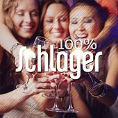 Play & Download 100% Schlager by Various Artists | Napster