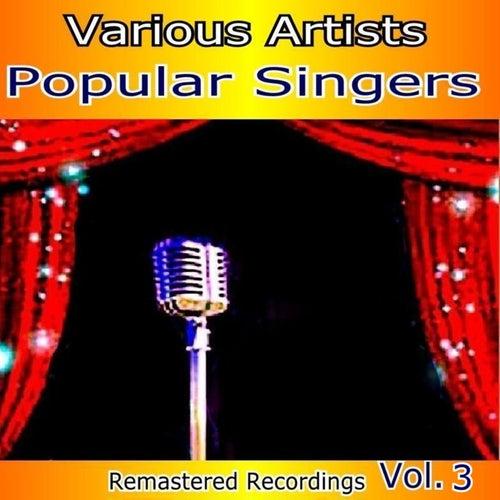 Popular Singers Vol. 3 by Various Artists