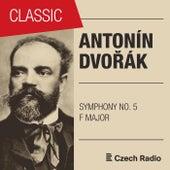 Antonín Dvořák: Symphony No. 5 in F Major, B54 by Prague Radio Symphony Orchestra