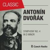 Antonín Dvořák: Symphony No. 4 in D Minor, B41 by Prague Radio Symphony Orchestra