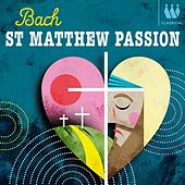 Play & Download St. Matthew Passion by Wolfgang Gönnenwein | Napster