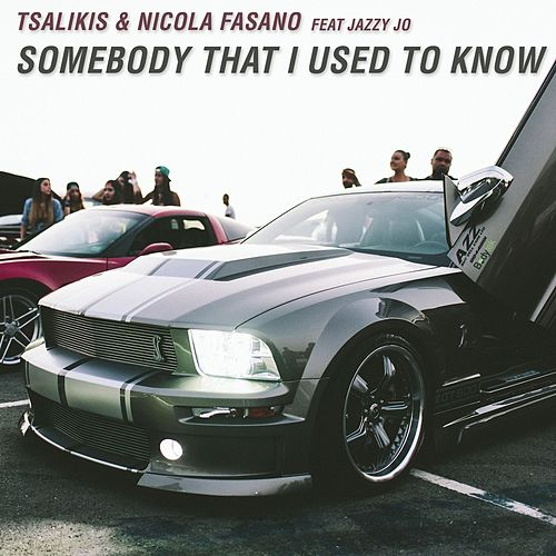 Somebody That I Used to Know by Nicola Fasano
