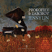Prokofiev & Zaborov: Piano Works by Jenny Lin