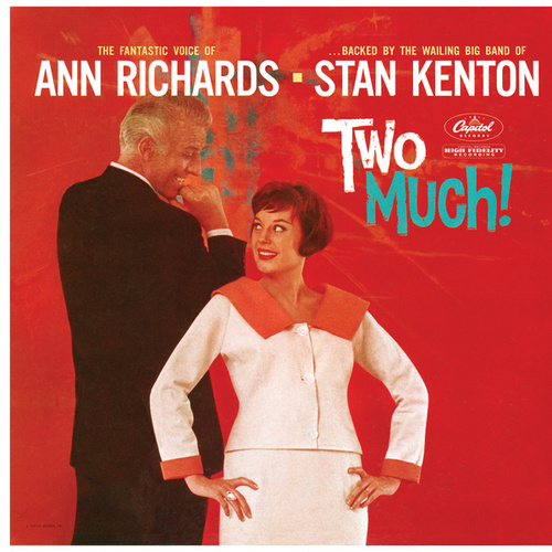 Two Much! by Stan Kenton