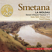 Smetana: La Moldau & Quatuor à cordes No. 1 (Les indispensables de Diapason) by Various Artists