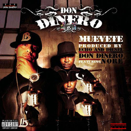 Play & Download Muevete by Don Dinero   Napster