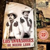 20 Exitos de Coleccion by Los Invasores De Nuevo Leon