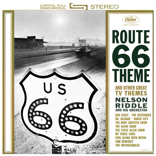Route 66 And Other TV Themes by Nelson Riddle