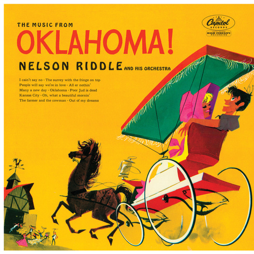 The Music From Oklahoma! by Nelson Riddle & His Orchestra
