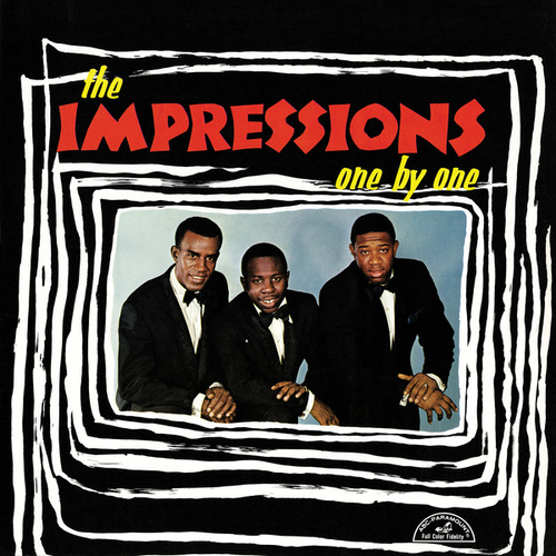 Play & Download One By One by The Impressions | Napster