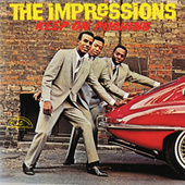 Play & Download Keep On Pushing by The Impressions | Napster